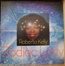 ROBERTY KELLY ZODIAC LADY DISCO FUNK OASIS RECORDS FRENCH  LP 1977