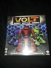 VOLT Robot Battle Arena Board Game