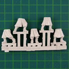 Rausenburg Siege Corps 5 Male Greatcoat Legs Victoria Miniatures