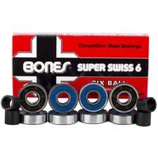Bones Bearings Super Swiss 6 Skate Bearings