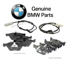 For BMW E90 330i 2006 Set of Front & Rear Brake Pads w/ Sensors Genuine