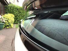 Honda Fn2 CIVIC TYPE R Rear Lower Fenêtre (shiny) noir spoiler lip Mugen