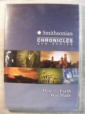 Smithsonian Chronicles DVD Series: How The Earth Was Made (DVD, 2009)