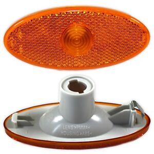 AMBER SIDE MARKER LAMP FOR RENAULT MASTER MK3 / VAUXHALL MOVANO MK2 261B00001R