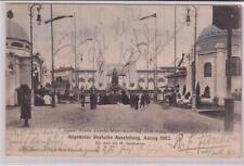 AK Usti nad Labem , Aussig, Allg. Dt. Ausstellung, Festplatz 1903