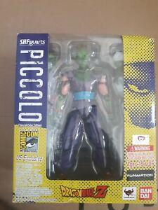 Bandai S.H. Figuarts Dragonball Z DBZ Piccolo Special Color Edition SDCC