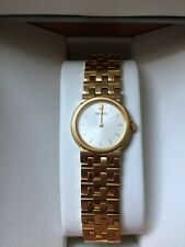 SEIKO 1N00-0AN0 R1 women watch golden - never used