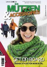 Mützen & Accessoires von Lana Grossa Ausgabe 7
