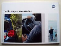Volkswagen . Accessories . April 2017 Sales Brochure