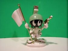 Lenox Marvin the Martian Looney Tunes sculpture New in Box with Coa