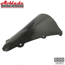 Airblade Race Screen To Fit Yamaha YZF-R1 2004-2006 Light Smoked Double Bubble