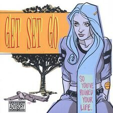 Get Set Go - So You've Ruined Your Life [New CD]