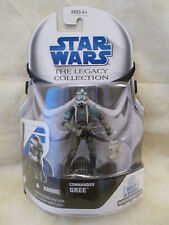 Star Wars The Legacy Collection Commander Gree Build a Droid  GH No. 1