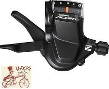 SHIMANO ACERA M3000 3 X 9-SPEED BLACK BICYCLE RAPID FIRE SHIFTER SET