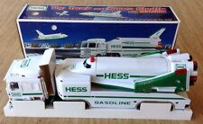 Vintage 1999 Hess Toy Truck and Space Shuttle Satellite New Original Box Toy