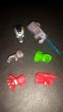 Marvel Super Hero Mashers Micro figures lot - Patriot Iron Man