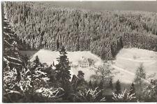 Alte Postkarte - Freudenstadt - Bärenschlößchen im Winter