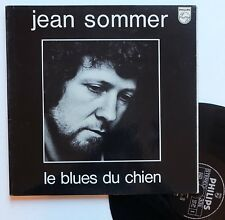 "LP Jean Sommer ""Le blues du chien"" - (EX/TB)"