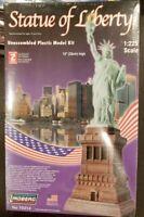 Lindberg Statue of Liberty 1:225 Scale Plastic Model Kit 70314 New in Box