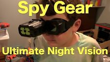 Spy Gear - Ultimate Night Vision Free Toy Brand Special Ops Kids Spying New