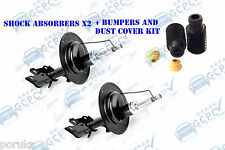 Voyager  2.5/2.8 CRD / 3.3 /3.8 01-07  FRONT SHOCK ABSORBER KIT+ DUST COVERS x2