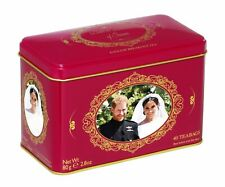 New English thés Duke & Duchess of Sussex-Contient 40 English breakfast tea
