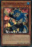 Yu-Gi-Oh ! Carte Exa, Enforcer of the Nekroz THSF-EN012 (THSF-FR012)- US/SUPER