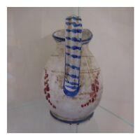 Pichet cruche broc céramique grès fait main ITALY art nouveau PN France N86
