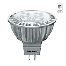 TOSHIBA e-core LED Reflector MR16 6,5w vatios gu5. 3 4000k Blanco neutro