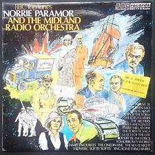 Norrie Paramor BBC TOP TUNES Soundtracks LP '74 Midland Radio Orch. Lotus Eaters