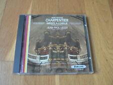Jean-Paul Lecot - Charpentier : Inédits à l'Orgue - CD Forlane