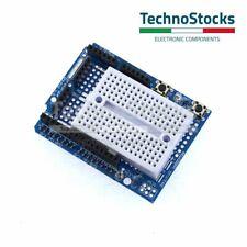 Prototipazione Board Shield Arduino UNO + Breadboard 170 - Proto Screw Shield Mo