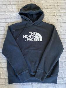 The North Face Blue Hoodie Mens Medium