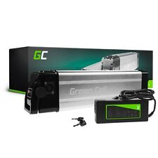 E-Bike Akku 36V 11Ah Li-Ion Elektrofahrrad Silverfish Batterie mit Ladegerät