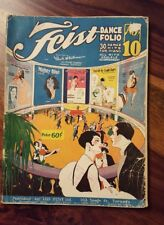 Vintage Feist Dance folio #10
