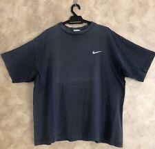Nike Mini Swoosh Logo Vintage Late 90's T-shirt