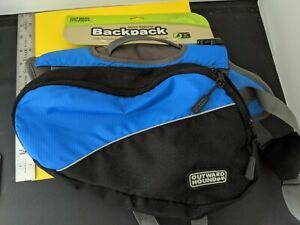 Outward Hound Quick Release Backpack For Dogs 85-100 Lbs. Size XL NWT