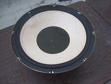 """Fisher 15"""" Speaker Woofer Sc80781-1 See Pics & Details!"""