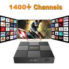 2G 8G DOLAMEE D6 Andorid 6.0 TV BOX With Free 1 Year Anewish IPTV 1400+ Channels