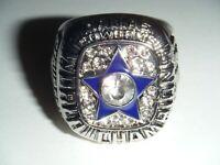 World Champions 1971 DALLAS COWBOYS Football Super Bowl VI Replica Ring