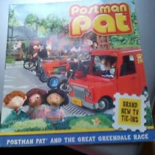Postman Pat and the Great Greendale Race (Paperback)-John Cunliffe-068987