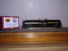 B.L.I. #6101  Air Products Cryogenic Tank Cars  w/2 Diff. Car #s  H.O.Gauge
