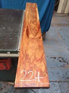 Kiaat 25mm Lumber/Boards - /Exotic Wood/Exotic Hardwoods