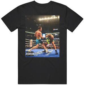 Canelo V Billy Joe Saunders Tko Album Parody Boxing Fan T Shirt