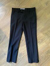 Isaac Mizrahi Boys black dress pants size 6