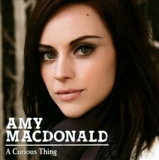 AMY MACDONALD - A CURIOUS THING NEW CD