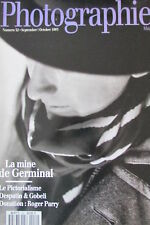 PHOTOGRAPHIES MAGAZINE N° 52 de 1993 LA MINE DE GERMINAL LE PICTORIALISME PARRY