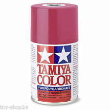 Tamiya #300086033 ps-33 100ml Rojo Cereza POLICARBONATO COLOR