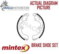 NEW MINTEX REAR BRAKE SHOE SET BRAKING SHOES GENUINE OE QUALITY MFR339