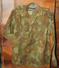 Autumn leaf Camouflage summer M90 Romanian Army camo Woodland Romania Shirt